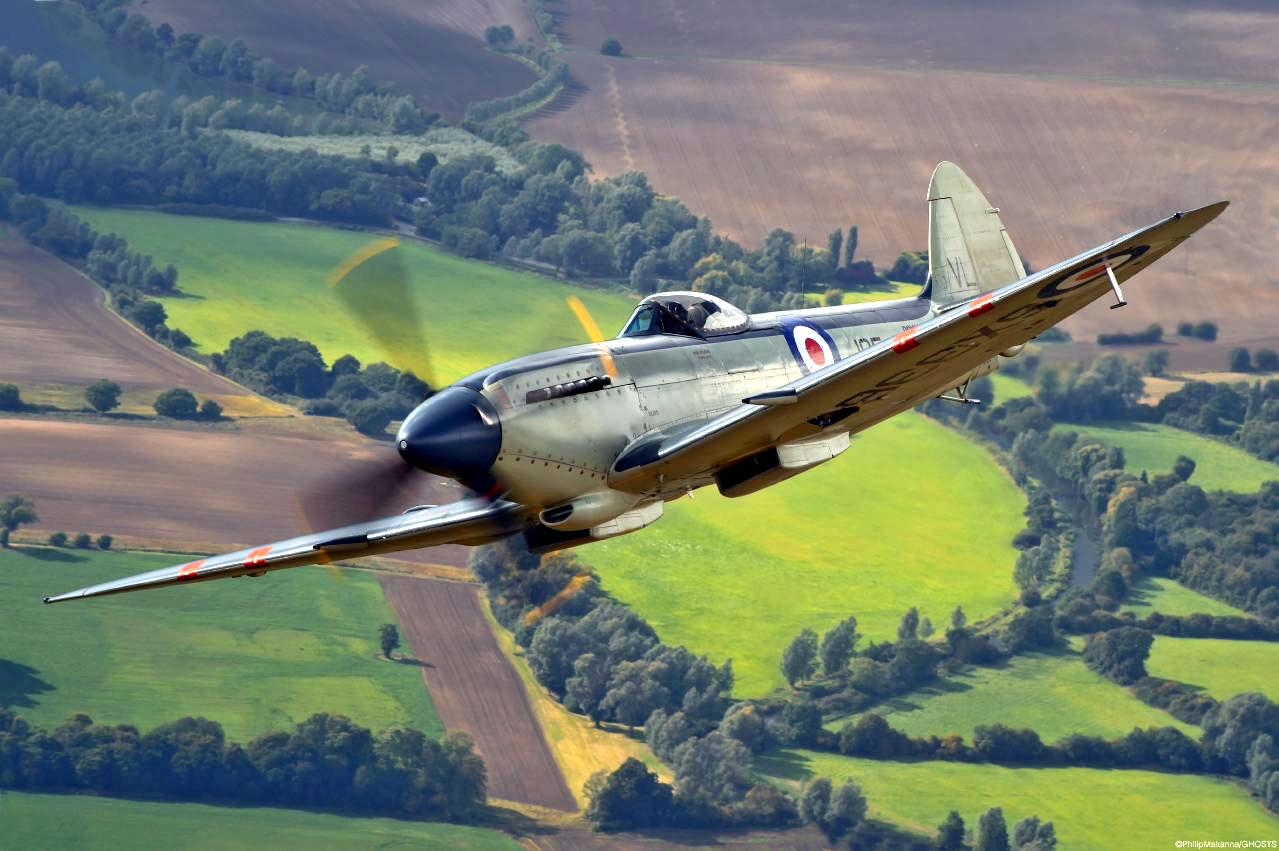 Seafire XVII SX336