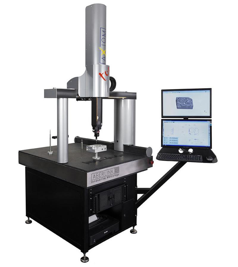 CNC Machining Inspection Plant